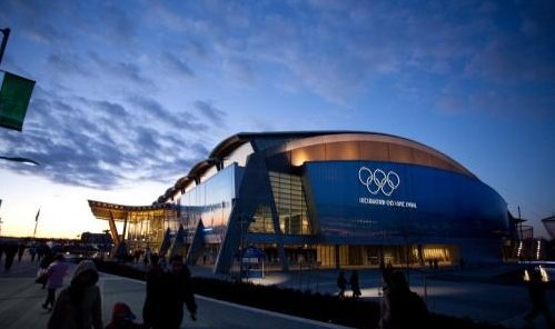 Olympic constructions in Vancouver