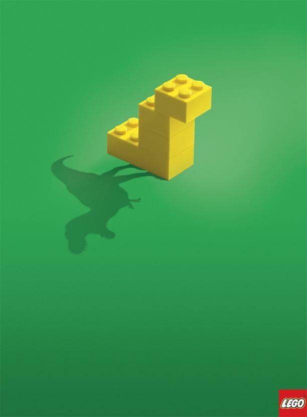 Dinosaur-Lego