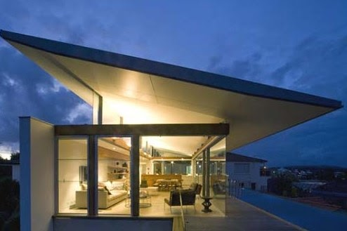 The beach house by jorge hrdina hq architecture - The house without walls ...