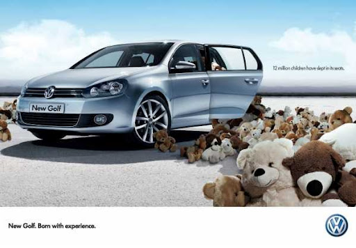 VW Golf: generations enjoyed the car