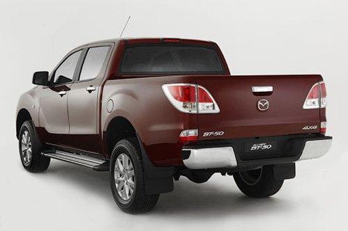 Pickup Mazda