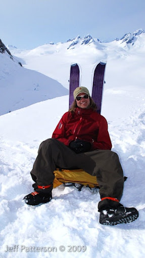 I am not a Red Headed Stepchild....: Winter Camping in Alaska