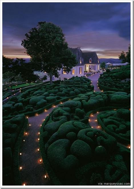 Les Jardins de Marqueyssac 4