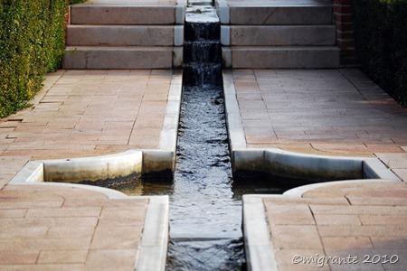 hilo de agua - recinto 1
