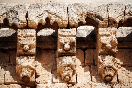 torre de Hercules - detalle - recinto 3