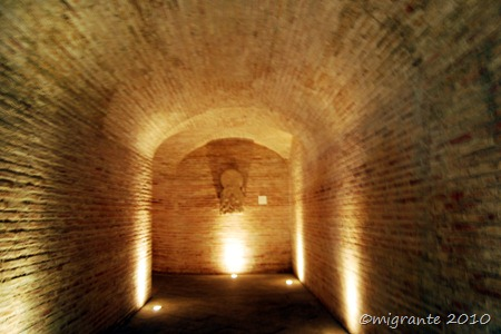 pasaje museo del teatro romano