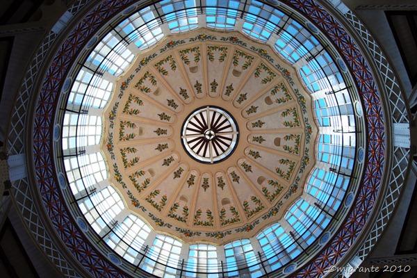 círculo central