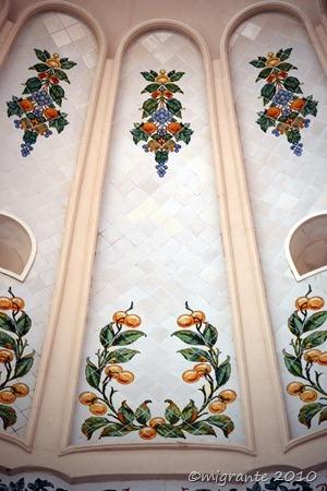 mosaicos facetados