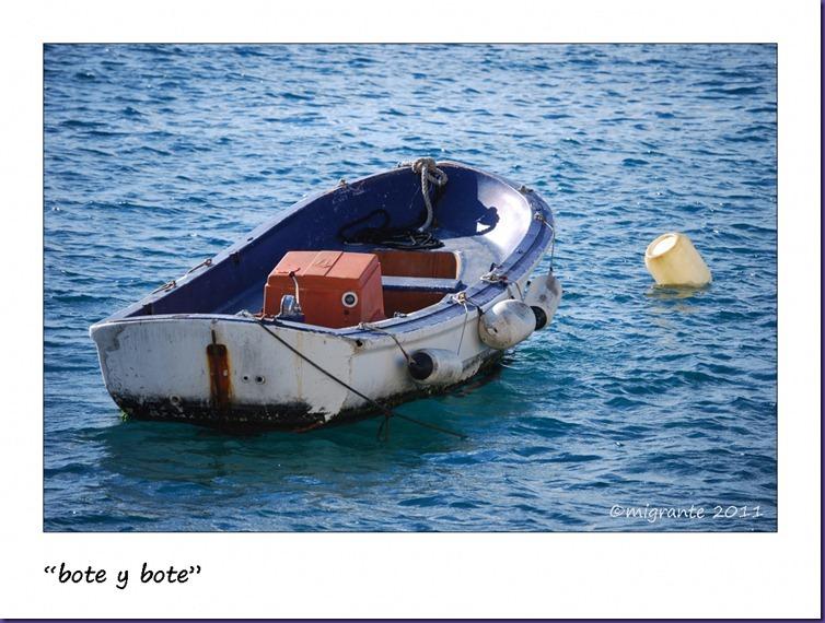 bote y bote en aguas maltesas