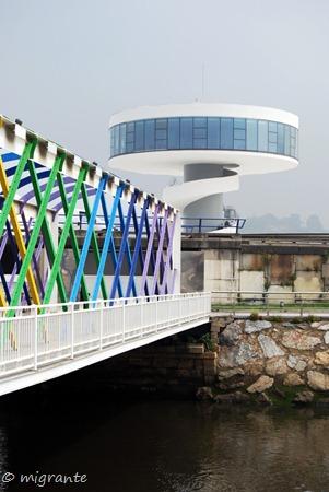 puente-mirador - centro niemeyer