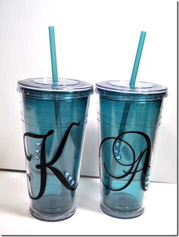 VINYL CUPS