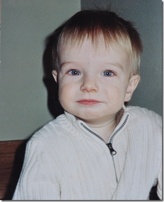 14 month Luke
