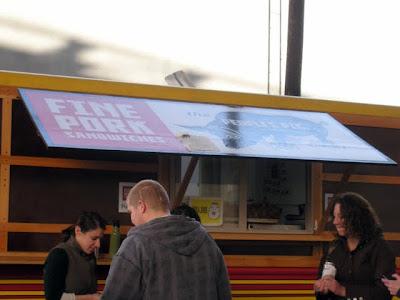 People's Pig food cart
