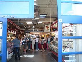 Memories of Vancouver's Granville Island Public Market…
