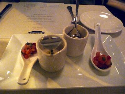 Metrovino NYE Dinner Recap