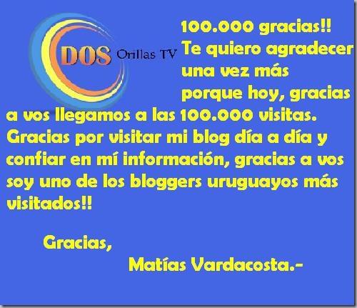 gracias 100000