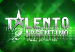 TALENTO ARGENTINO 2