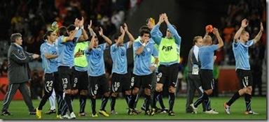 Uruguay semifinal 2