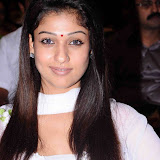 Nayanatara white dress