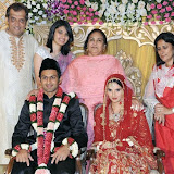 Sania Shoiab Wedding