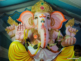Yuvajana Bhakta Samajam - Saroornagar 9.5kgs laddu - @ GR8Telangana.com