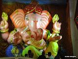 Shradhabad Market Ganesh Utsav Samithi - 18ft - Ganesh Chowk, Saidabad - 11kgs laddu - @ GR8Telangana.com