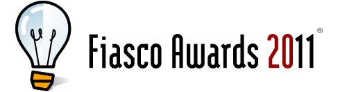 Fiasco Awards 2011