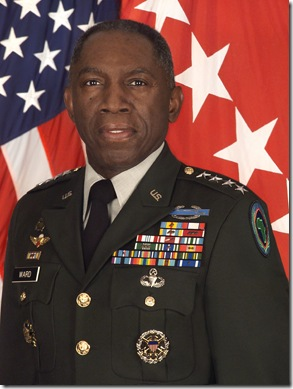 General William Ward, Commandant d'AFRICOM