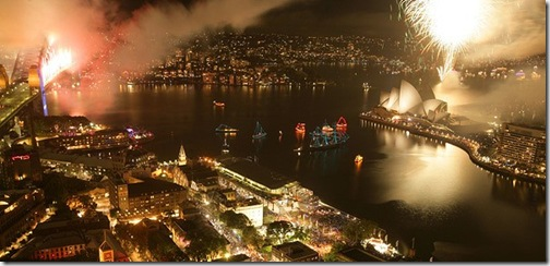 Fireworks Sydney 2009 SMH