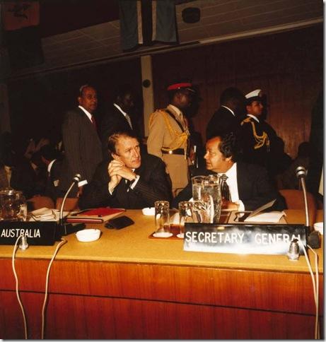 Fraser Lusaka 1978