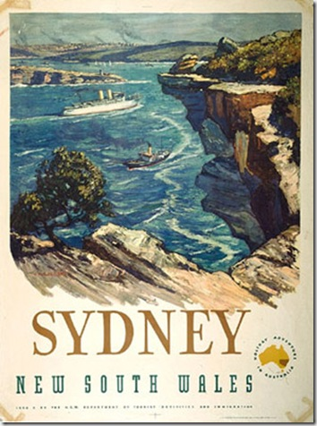 Julian Ashton, Sydney, 1940s
