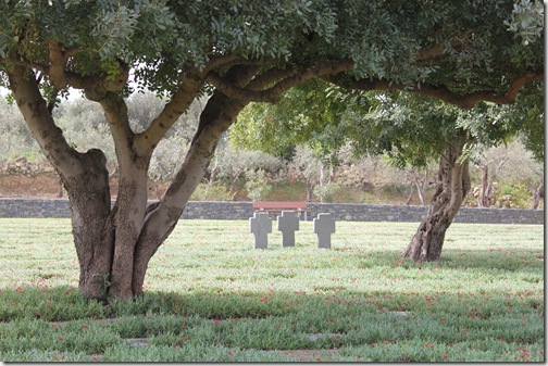 German Military Cemetry, Maleme
