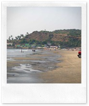 looking north-arambol-beach-pernem-north-goa-india
