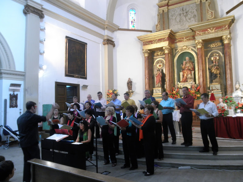 Santa Leticia 2010