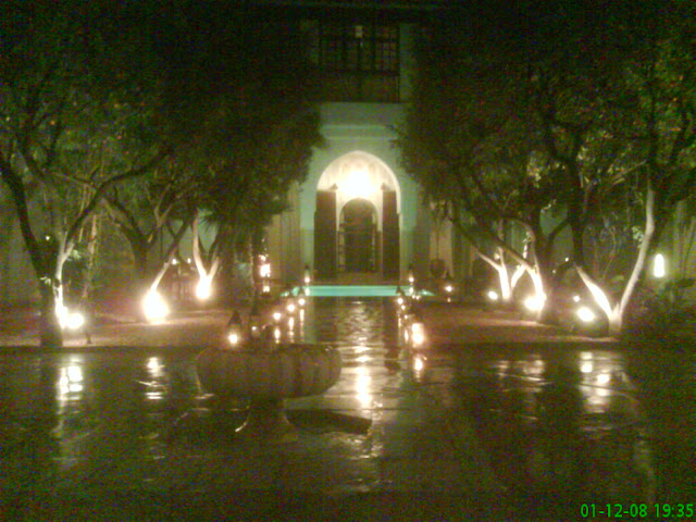 The Garden at Riyad Charai