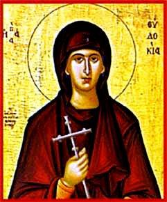 Santa Eudóxia