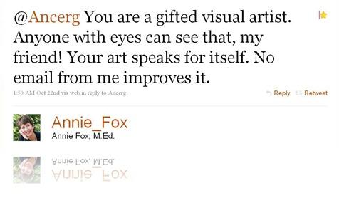 Annie Fox MD