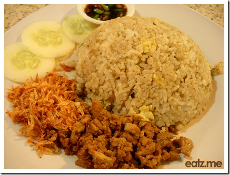 Tesco Nasi Goreng Thai Overview Side [eatz.me]