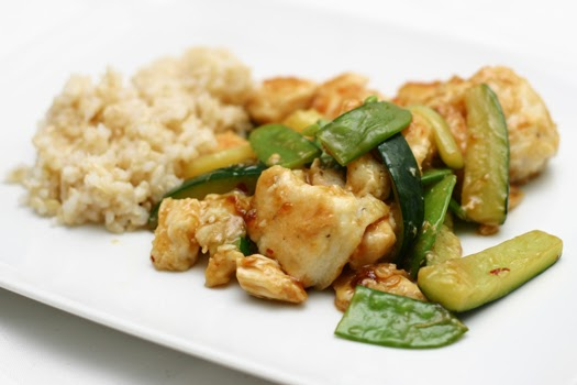Proceed with Caution: Lighter General Tso's Chicken