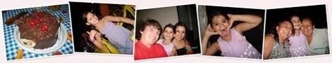 Exibir Aniversário de Rachel e Letícia - 2010