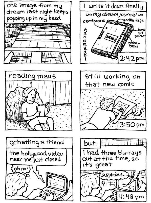 Hourly Comic Day 2010