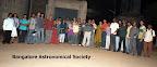 Bangalore Astronomical Society - Members