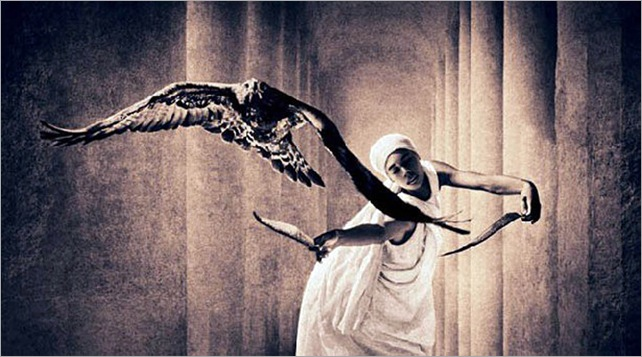 Gregory Colbert eagle_01