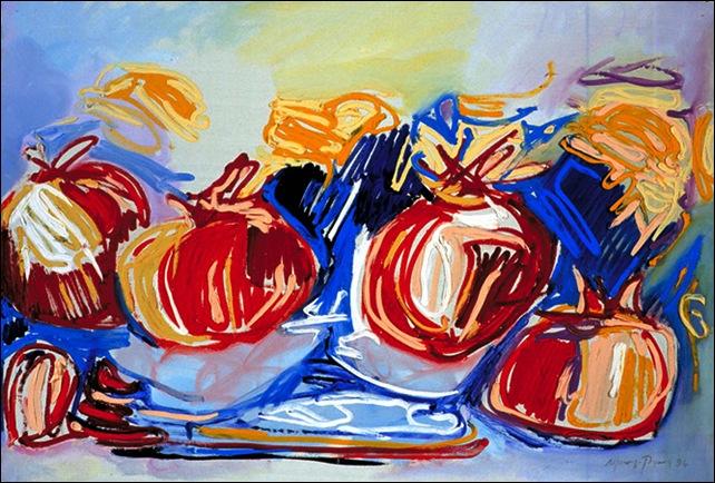 sesiones_02-Granadas en Granada, 50 x 75 cm