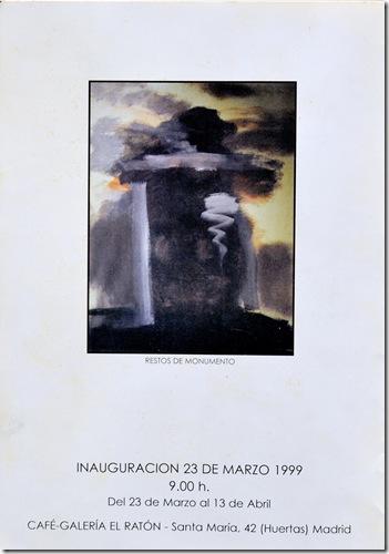 exposicion galeria raton 1999