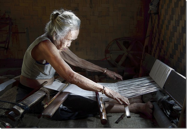 Weaving For Living