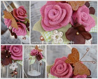 gabbia e rose