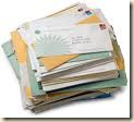 mail pile