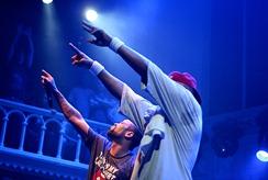 Wu Tang live at Paradiso Amsterdam by cdp-51