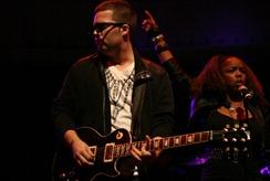 Leela James live at Paradiso by cdp 002